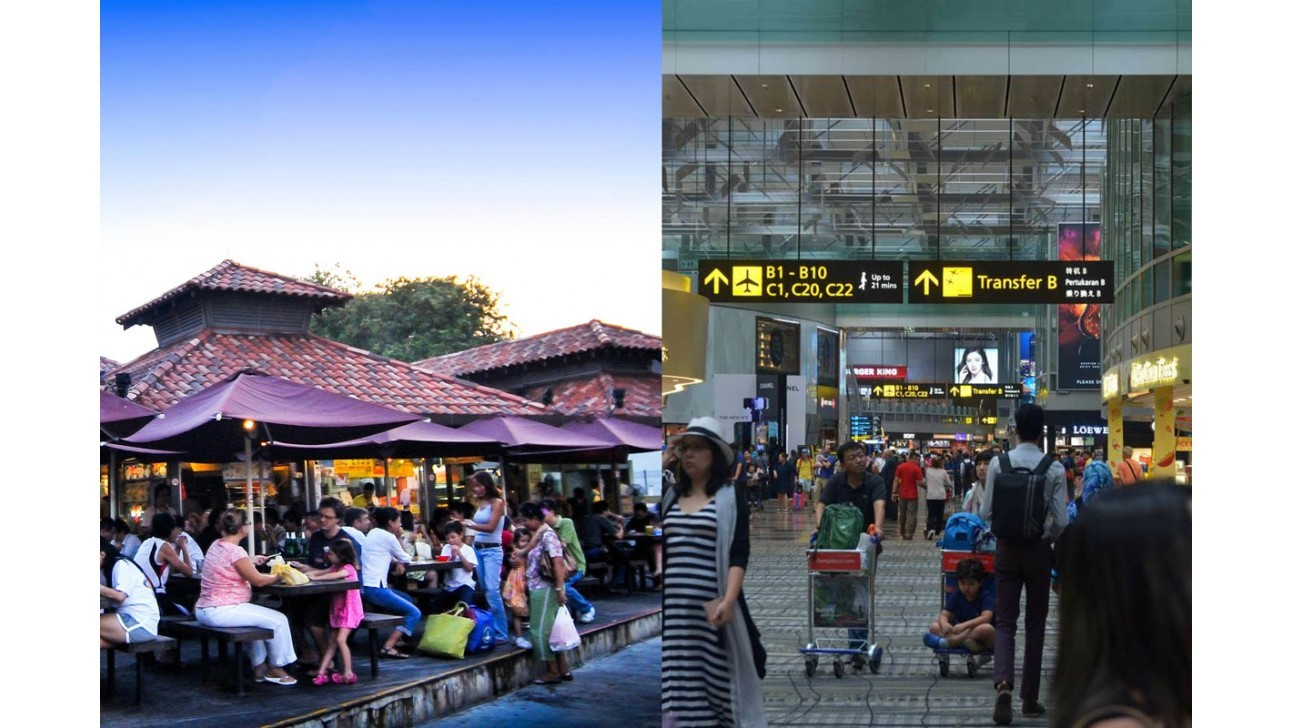 Singaporeans Top 2 Favourite Pastimes