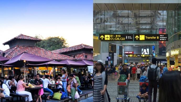 Singaporeans Top 2 Favourite Pastimes