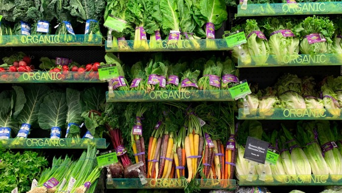 How good is organic produce?