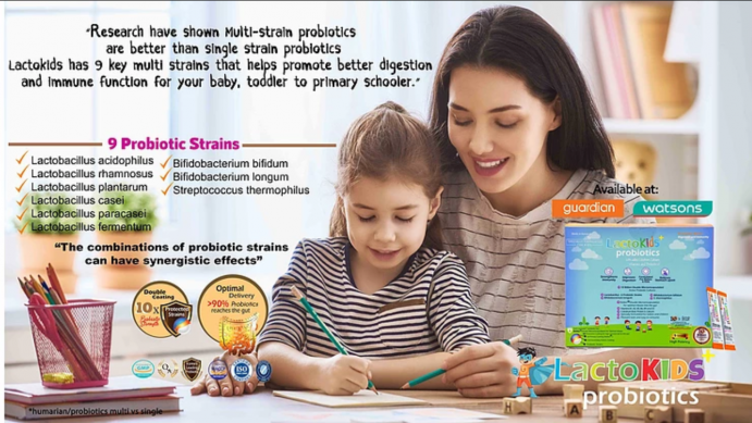 Lactokids Probiotics is worth a shot!