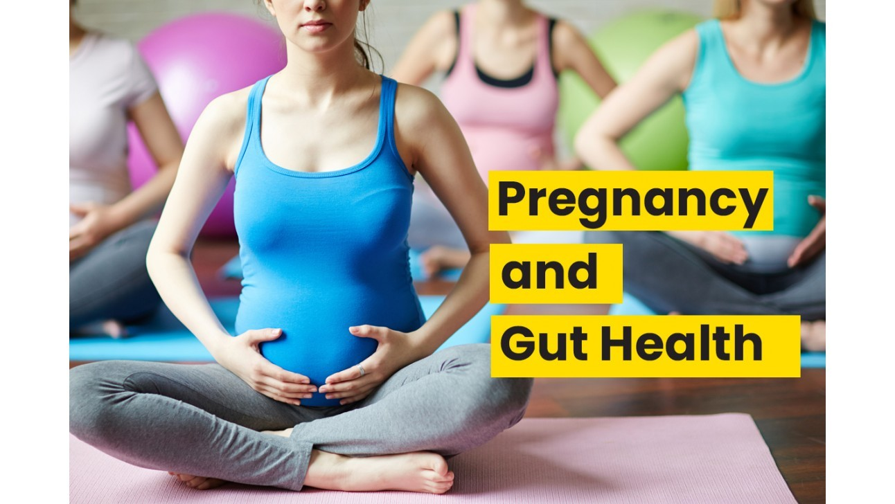 Gut Bacteria is linked to pregnancy