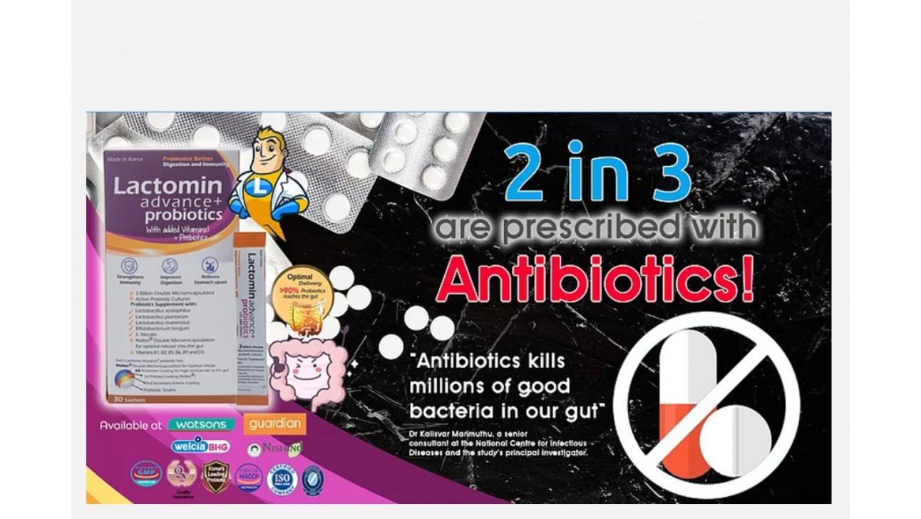 The Rise of antibiotics